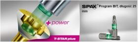 BITy SPAX T-STAR plus