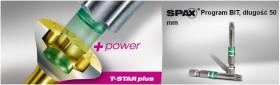 BITy SPAX T-STAR plus 50 mm